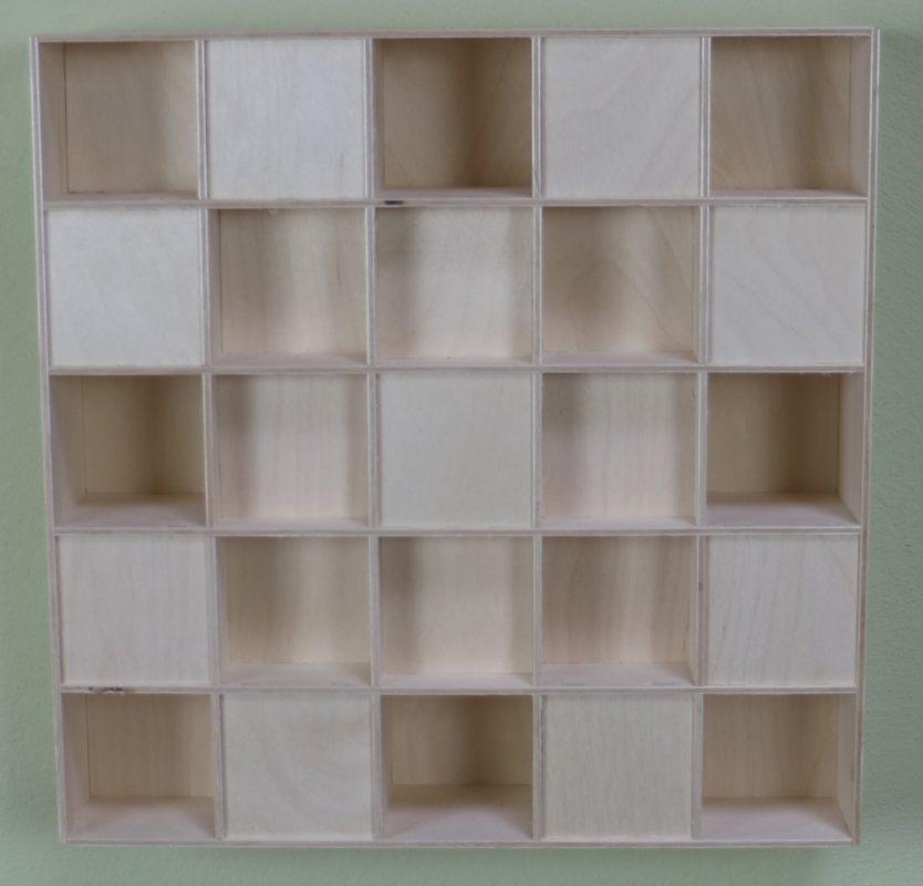 5x5 QDR Diffusor